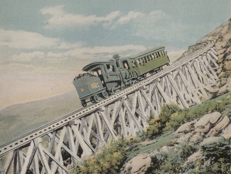Jacob's Ladder, Mt. Washington Railway