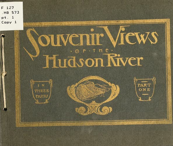 Library of Congress - Souvenir Views of the Hudson River Vol. 1