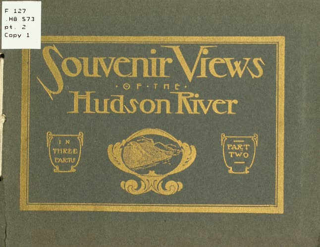 Souvenir Views of the Hudson River Vol. 2