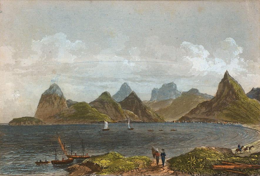 Souvenirs de Rio de Janeiro - Boto Fogo (1835)