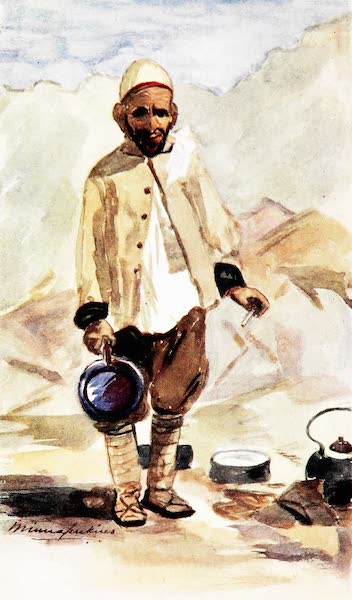 Sport and Travel in Both Tibets - Sabana the Cook (1909)