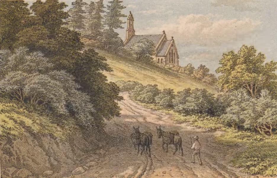 St. Helena: A Description of the Island - St. Paul's Church (1875)