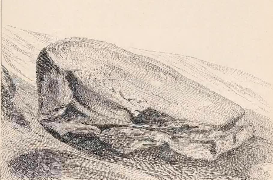 St. Helena: A Description of the Island - Bell Stone - A Mass of Phonolite near Shipways (1875)