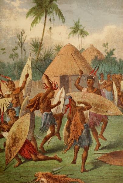 A Kaffir War Dance