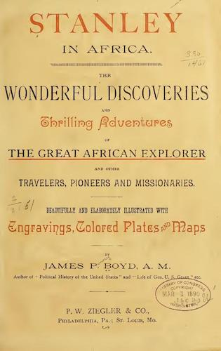 Exploration - Stanley in Africa