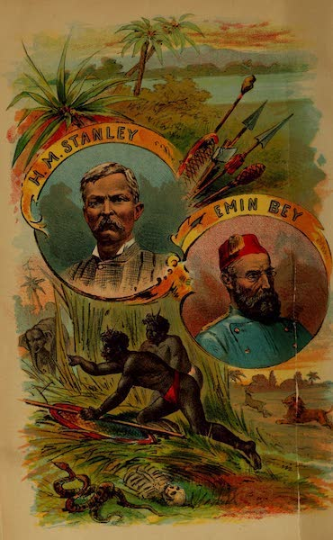 Henry Morton Stanley and Emin Bey