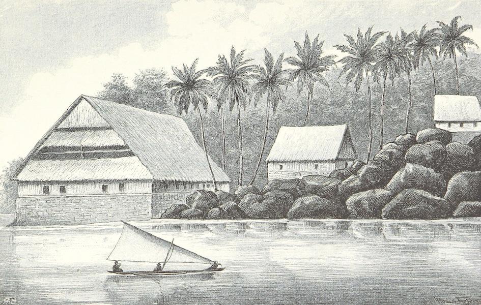 Sudsee-Erinnerungen - Nanmatal - Ponape (1883)