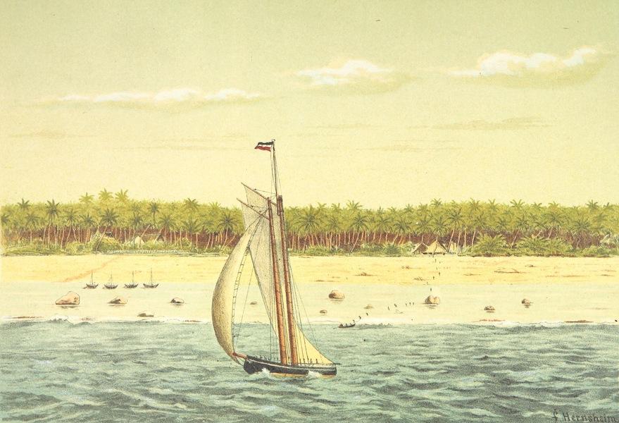 Sudsee-Erinnerungen - Namurik, Marshall-Ins (1883)