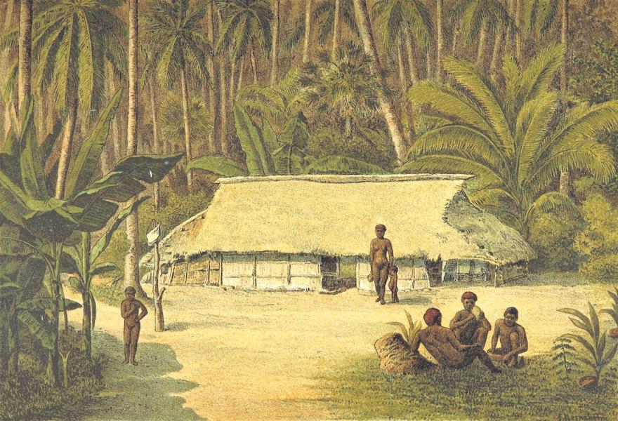 Sudsee-Erinnerungen - Nusa, Neu-Irland (1883)