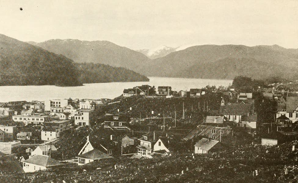 Sunset Canada, British Columbia and Beyond - Prince Rupert and Harbour (1918)