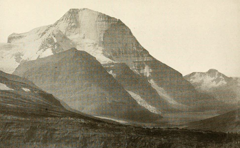 Sunset Canada, British Columbia and Beyond - Mount Robson (1918)