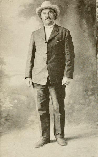 Sunset Canada, British Columbia and Beyond - Peter Veregin, Head of Doukhobors (1918)