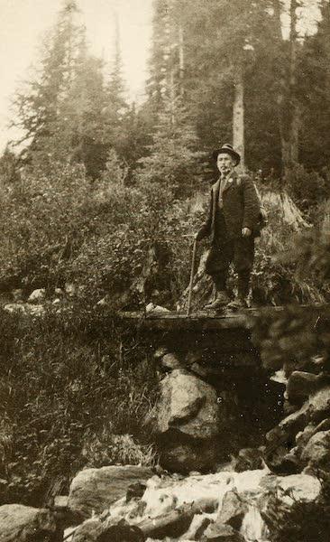 Sunset Canada, British Columbia and Beyond - Christiaan Haesler, Swiss Guide (1918)