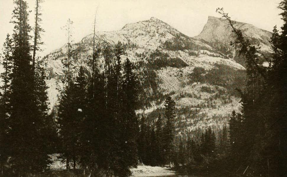 Sunset Canada, British Columbia and Beyond - Mount Rundle, near Banff (1918)