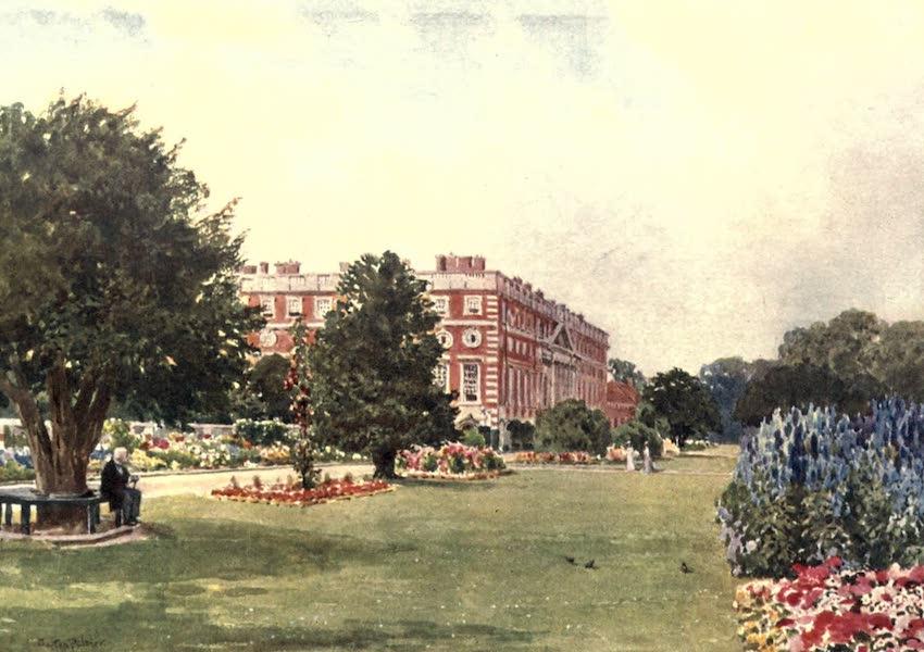 Surrey Painted and Described - Hampton Court (1906)