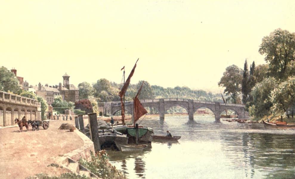 Surrey Painted and Described - Richmond (1906)