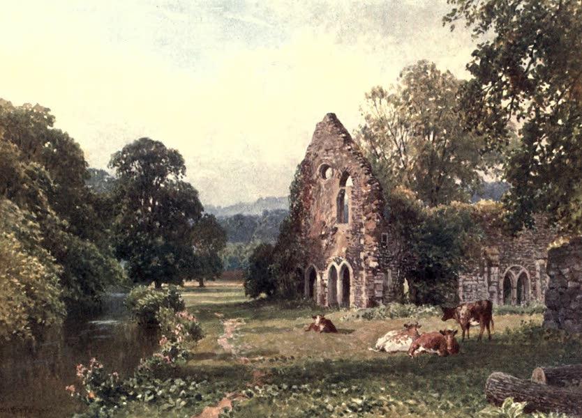 Surrey Painted and Described - Waverley Abbey, near Farnham (1906)