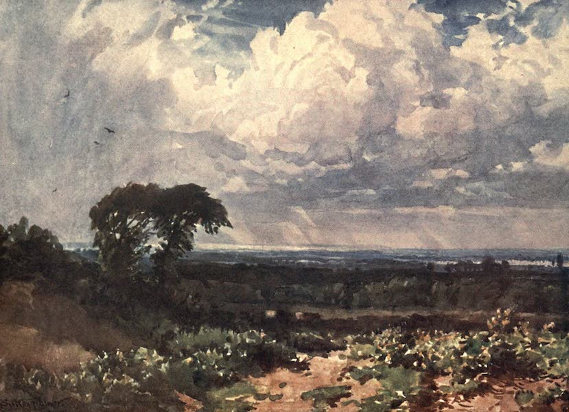 Surrey Painted and Described - The Cloud (1906)