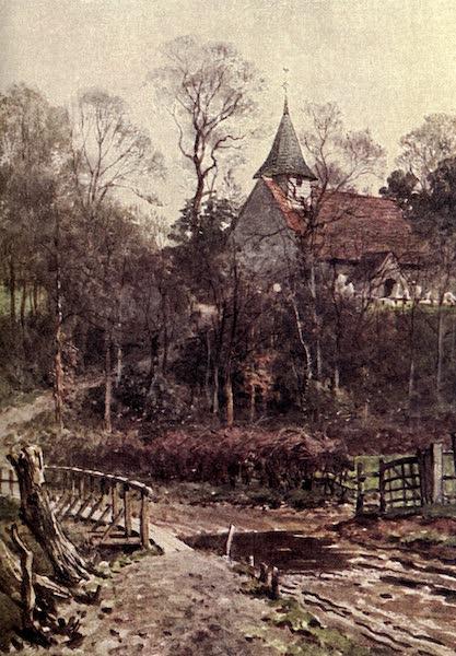 Surrey Painted and Described - Fittleworth Bridge (1922)