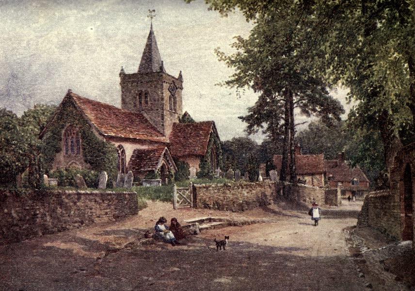 Surrey Painted and Described - Pulborough (1922)