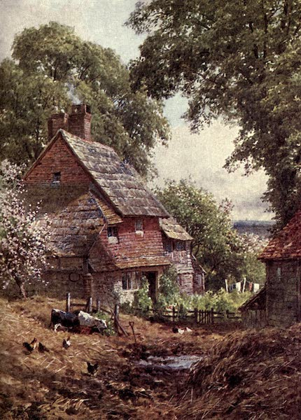 Surrey Painted and Described - Ewhurst (1922)