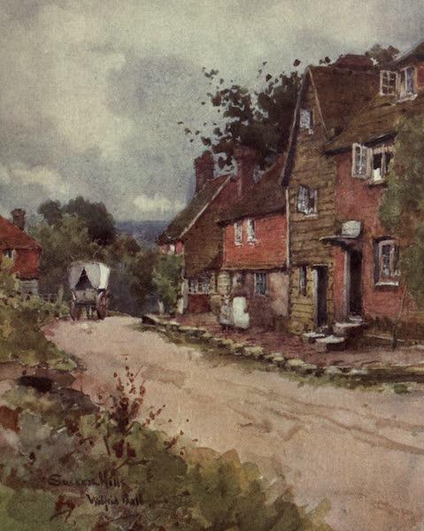 Sussex Painted and Described - Hurstmonceaux Castle (1906)