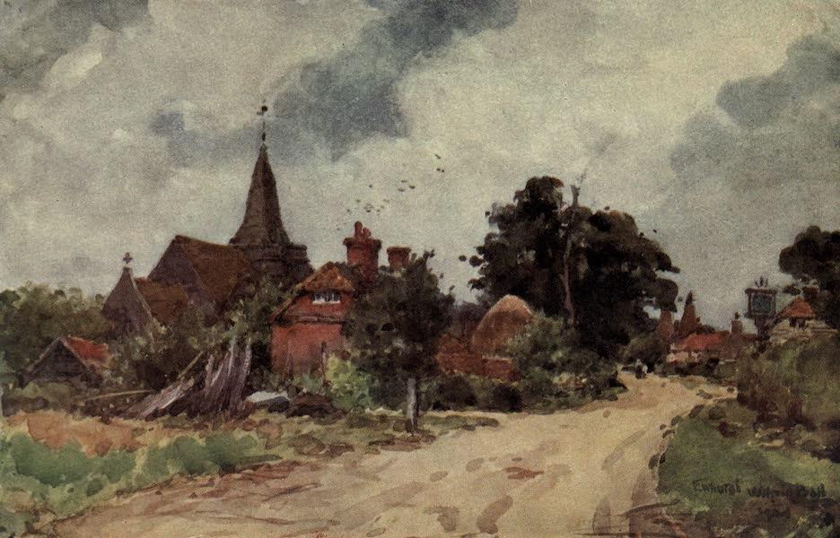 Sussex Painted and Described - Crowborough Heath (1906)