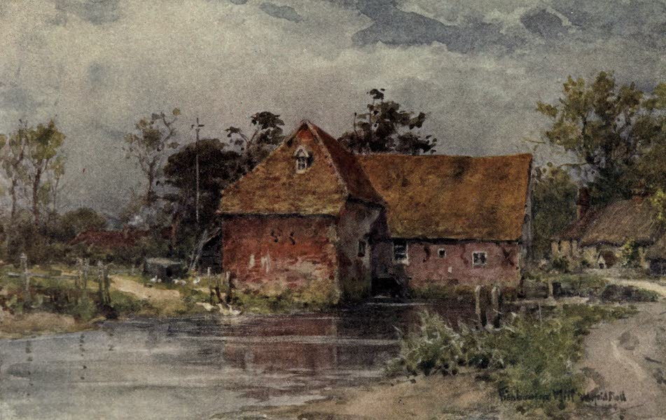 Sussex Painted and Described - Hartfield (1906)