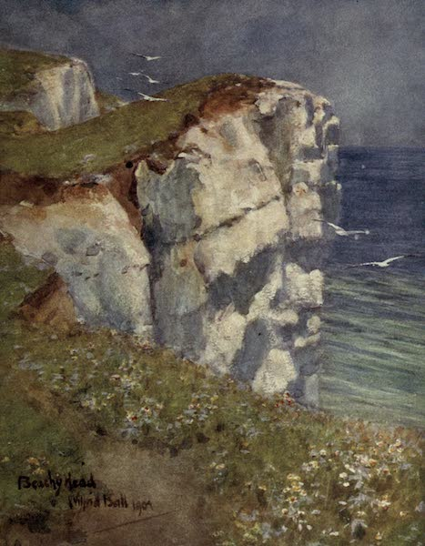 Sussex Painted and Described - Beachy Head (1906)