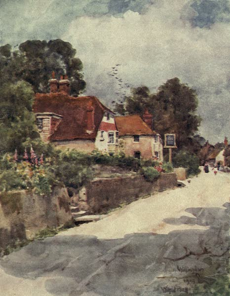 Sussex Painted and Described - Willingdon (1906)