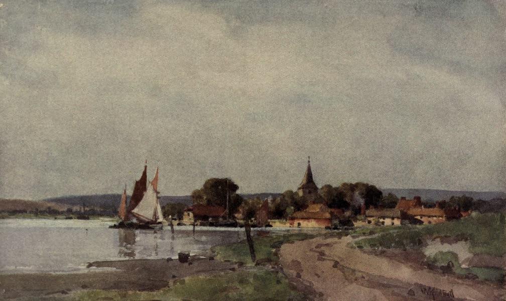 Sussex Painted and Described - Bosham (1906)