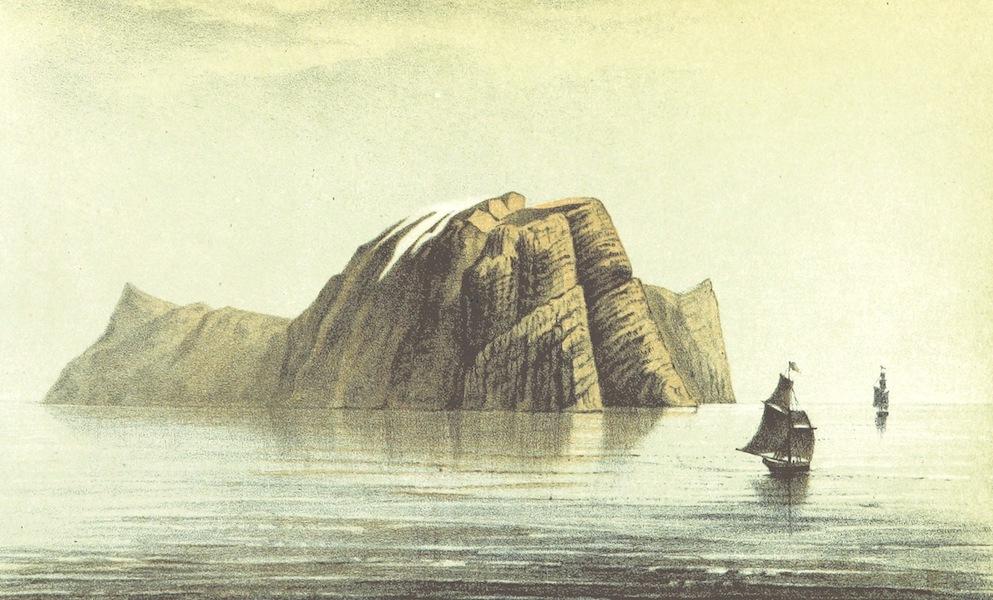 Svenska expeditionen till Spetsbergen - N. Fuglo d. 9 Maj (1865)