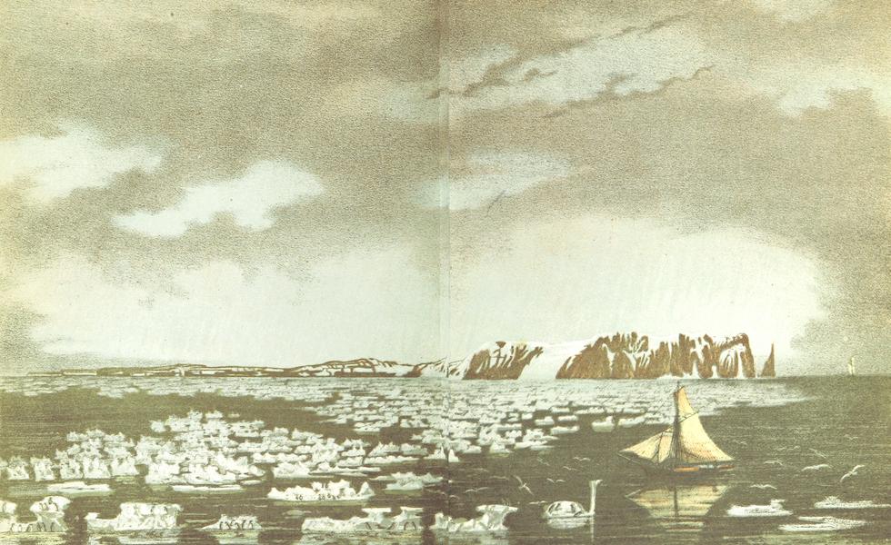 Svenska expeditionen till Spetsbergen - Beeren Eiland d. 13 Mar 1861 (1865)