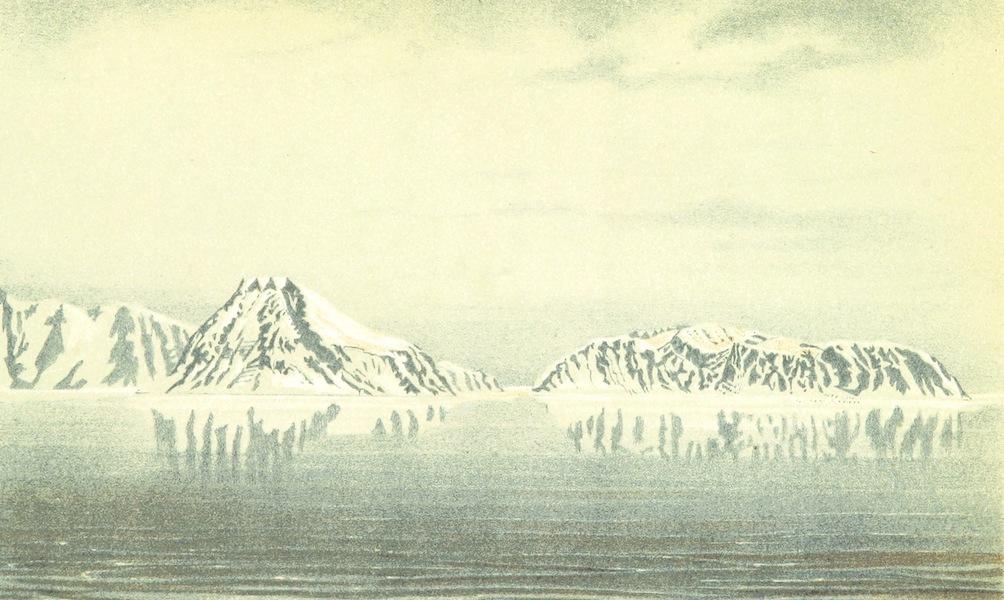 Svenska expeditionen till Spetsbergen - Norsk Oarne d. 1 Juni 1861 (1865)
