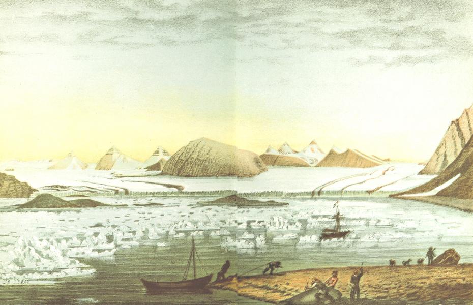Svenska expeditionen till Spetsbergen - Tre Kroner, Kings Bay - d. 12 Aug 1861 (1865)