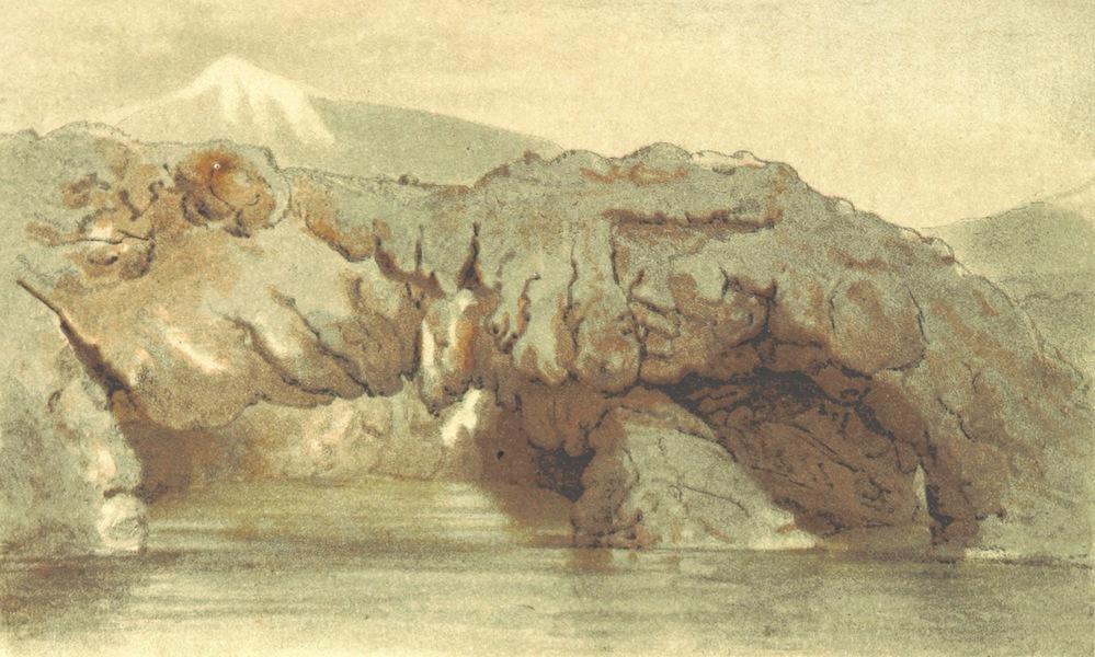 Svenska expeditionen till Spetsbergen - Scoresby's Grotta, Kingsbay (1865)