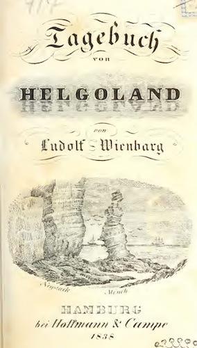 Tagebuch von Helgoland (1838)