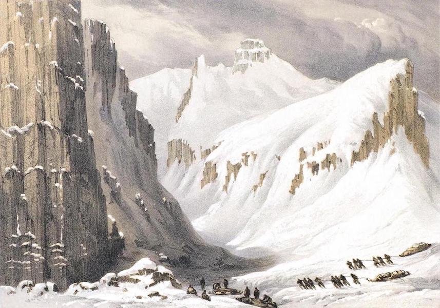 Ten Coloured Views Taken During the Arctic Expedition - Prince Regent's Inlet (1850)