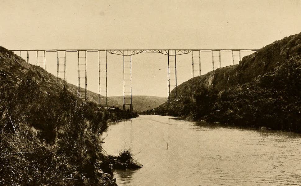 Texas, the Marvellous, the State of the Six Flags - The Pecos River (1916)