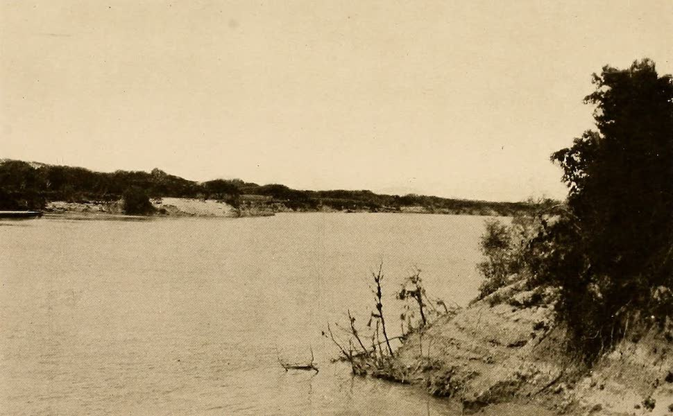 Texas, the Marvellous, the State of the Six Flags - The Rio Grande (1916)