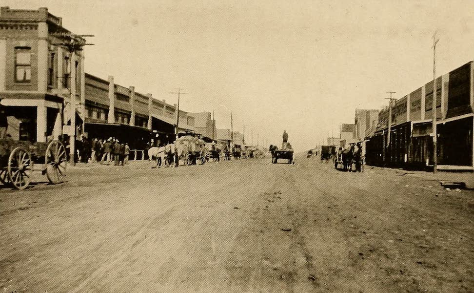 Texas, the Marvellous, the State of the Six Flags - A New Town in the Panhandle (1916)