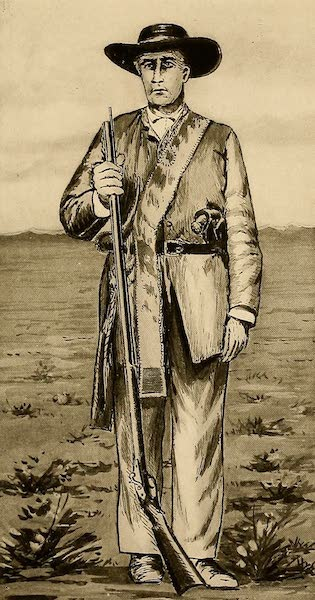 """Texas, the Marvellous, the State of the Six Flags - """"Big Foot"""" Wallace (1916)"""
