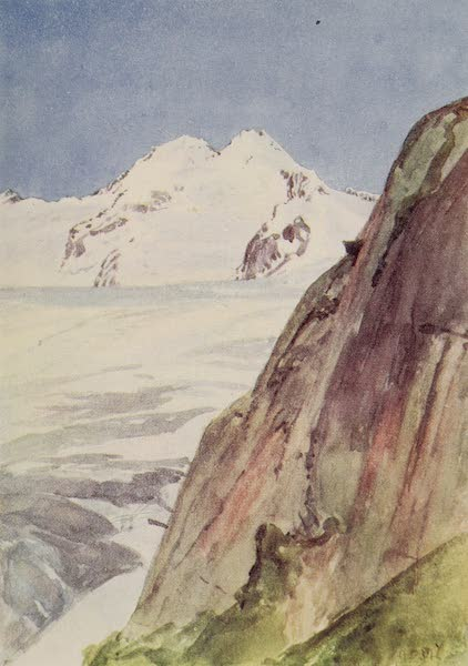 The Alps, Painted and Described - The Trugberg (1904)