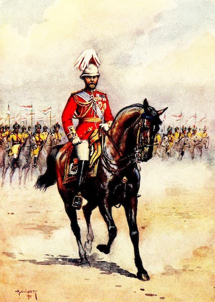 The Armies of India, Painted and Described - His Majesty the King-Emperor (1911)