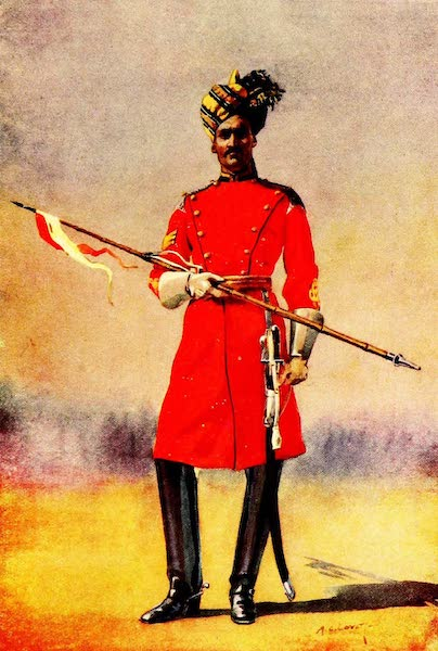 The Armies of India, Painted and Described - Governor-General's Bodyguard (1911)