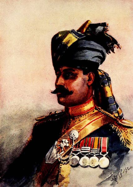 The Armies of India, Painted and Described - 11th King Edward's Own Lancers (1911)