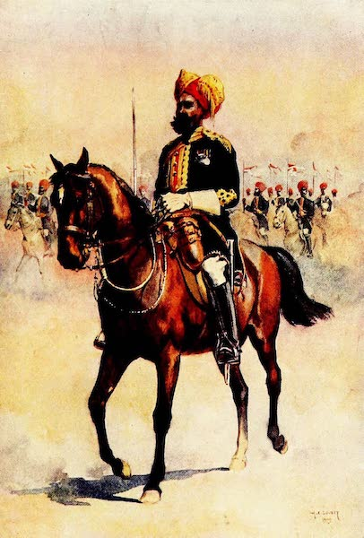 The Armies of India, Painted and Described - 14th Murray's Jat Lancers (1911)
