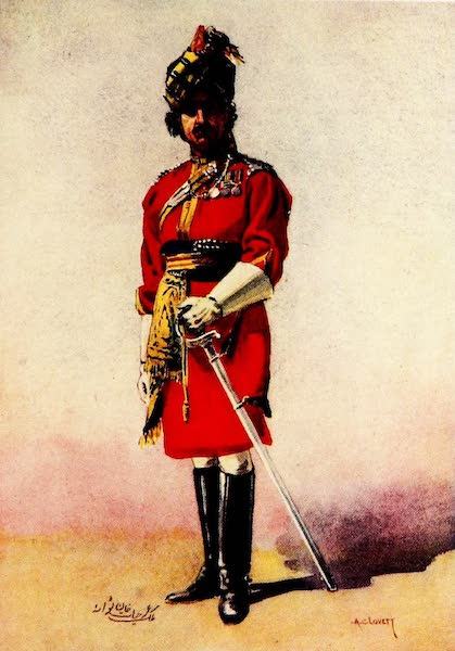 The Armies of India, Painted and Described - 18th King George's Own Lancers (1911)