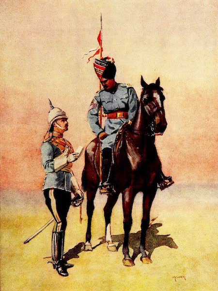 The Armies of India, Painted and Described - 27th Light Cavalry and 26th King George's Own Light Cavalry (1911)