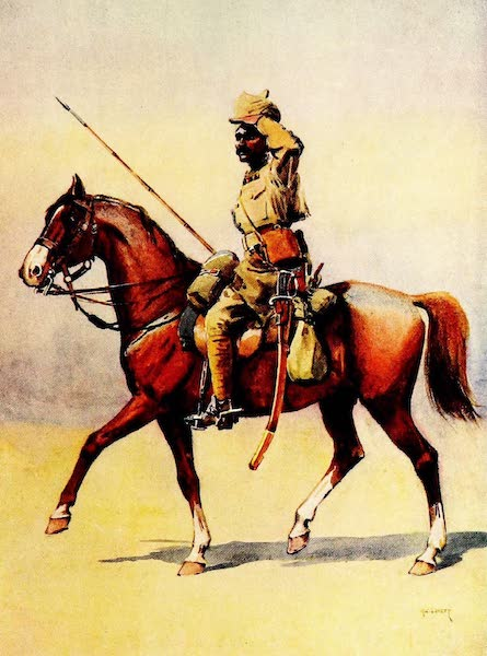 The Armies of India, Painted and Described - 31st Duke of Connaught's Own Lancers (1911)
